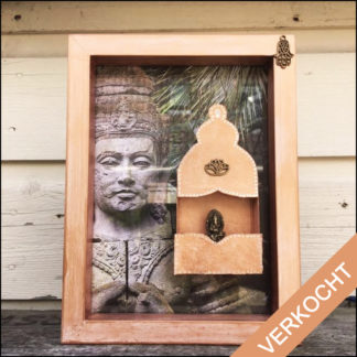 altaar, brons, boeddhisme, ganesha